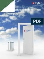IQAir Aircleaner -Luftreiniger