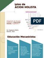 201206 - Principios de Educacion Holista