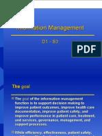 Information Management D1 S3- AI