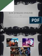 Los Juegos Online