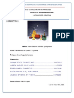 Informe 2 quimica organica