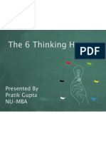 6 Thinking Hats Instructional Design 110223063426 Phpapp02