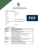 BIO 034-701 Anexo Programa 2012