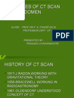 Principles of Ct Scan Abdomen