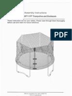 B&Q 8FT Trampoline.pdf