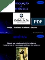 aula_estacio-2009-02-05 - Introdução a genética I