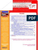 Boletín FSM-América No. 234