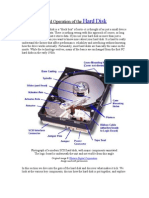 01. Construction and Operation of the Hard Disk