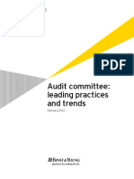 Audit Committee Leading Practices