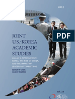 South Korean National Identity Gaps With China Japan, by Gilbert Rozman
