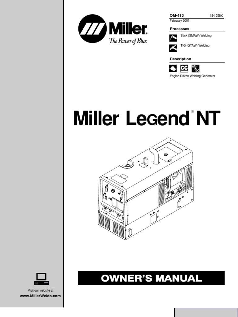 Receptacle w//Gasket Miller 188039 Cover