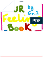 Our Feelings Book by Gr.1