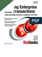Building Enterprise Web Transactions