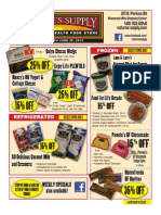 Nature's Supply June Flyer 2012
