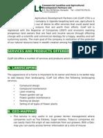 CLAP Ltd
