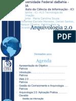 Arquivologia 2.0