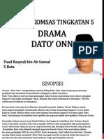 77540669 Power Point Dato Onn Jaafar