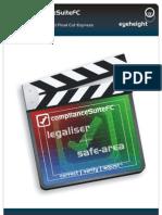 ComplianceSuiteFC User Manual