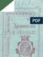 Antiguo Cartel de Ferias