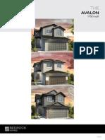 Avalon RPL Model Sheet