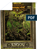 Forces of Warmachine - Cryx