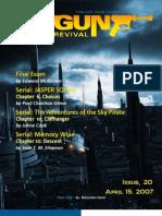 Ray Gun Revival magazine, Issue 20