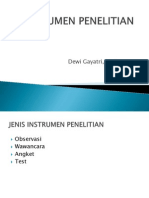 InstrumenPenelitian