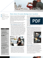 Members Circle, May 2012 Newsletter