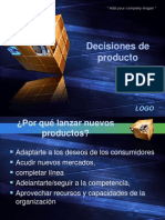 Decisiones de Producto 1