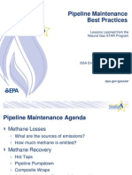 Pipeline Maintenance