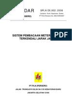SPLN D5.002  2008
