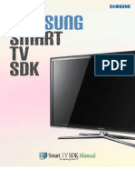 Samsung TV SDK Manual