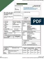 DRDO Online Application