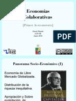 Economías Colaborativas, Primer Acercamiento(1)