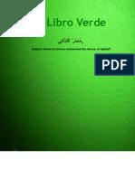 El Libro Verde de Gadafi