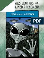 UFOs Aliens