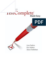 Test Complete Made Easy Book