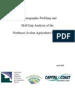 NEAREDB Agriculture Final Report 2009