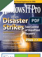 Windows ITPro May 2012