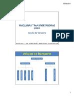 Máquinas Transportadoras_2011-2_Veículos de Transporte