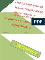 Practica 1 Internet