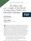 Fetullah Gulen_interfaith Dialogue