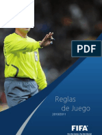 Futbol Reglamento