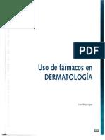 Farmacos en Dermatologia Actualizacion