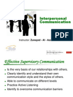 RMS PresentationSlides InterpersonalCommunication