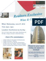 Realtor Event June 2012