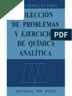 49089631 Coleccion de Problemas y Ejercicios de Quimica Analitica (1)