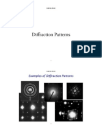 Electron Diffraction Analisys-1
