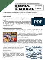 Apostila de Filosofia - 1ª série - Ensino Médio - 3º Bimestre