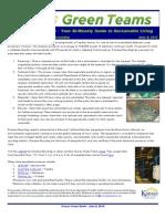Green Guide - June 8, 2012